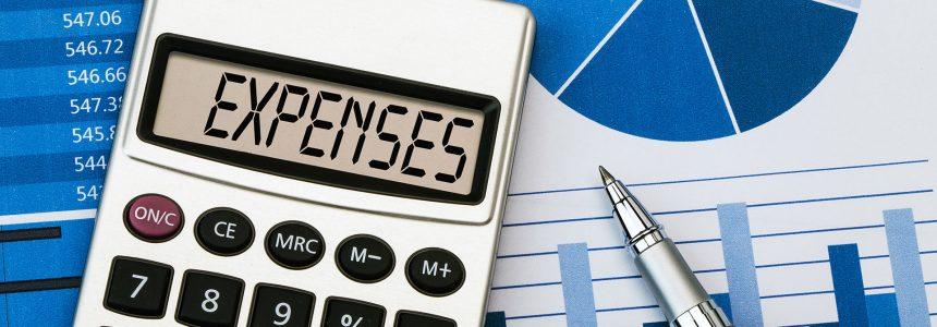 ثبت انواع هزینه و درآمد